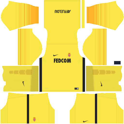 dream league soccer monaco fc gk away kit