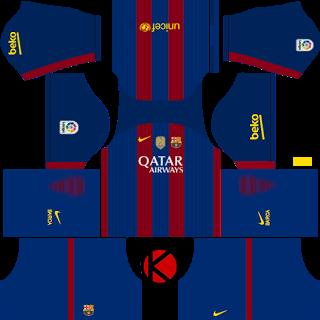 Barcelona Kit Url 2017