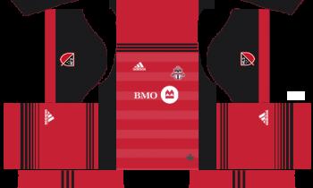 Dream League SoccerToronto Kits and Logos 2019-2020 – [512X512]
