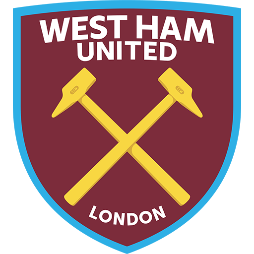 Dream League Soccer West Ham United Kits and Logos 2018, 2019 – [512X512]