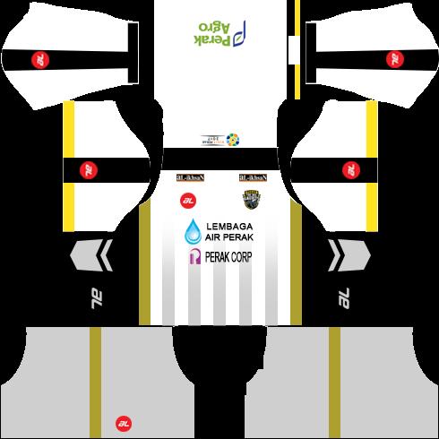 Perak Kits Away DLS 2019