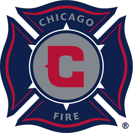 Dream League Soccer Chicago Fire Kits and Logos 2018, 2019 – [512X512]