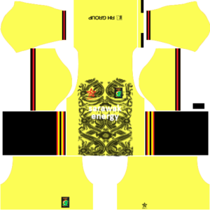 Sarawak Kits Goalkeeper Third DLS 2018