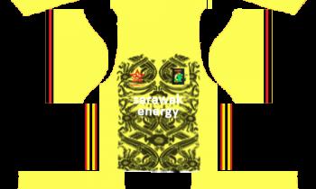 Sarawak Kits Goalkeeper Third DLS 2019