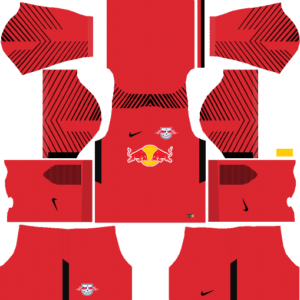 RB Leipzig Goalkeeper Away Kits DLS 2018