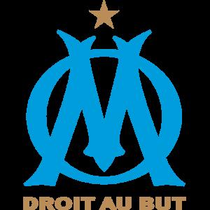 Olympique de Marseille Logo DLS 2018