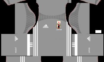 Japan Goalkeeper Home Kits DLS 2019