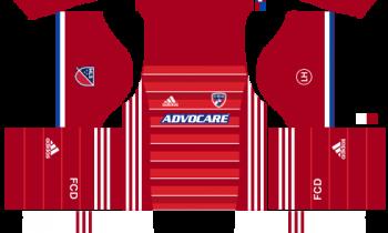 Dream League SoccerFC Dallas Kits and Logos 2019-2020 – [512X512]