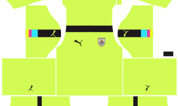 Uruguay Kits Away Goalkeeper 2018