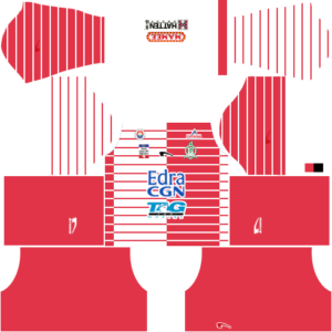 Melaka United Kits Third DLS 2018