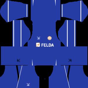 Felda United Kits Away DLS 2018