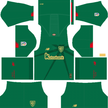 Athletic-Bilbao-Away-Kit-2019-2020-DLS-19-Kits-Dream-League-Soccer