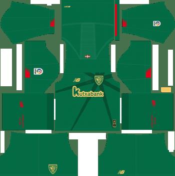 Athletic-Bilbao-Away-Kit-2019-2020-DLS-19-Kits-Dream-League-Soccer