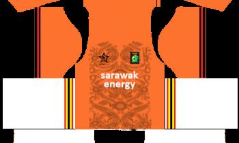 Sarawak Kits Goalkeeper Away DLS 2019