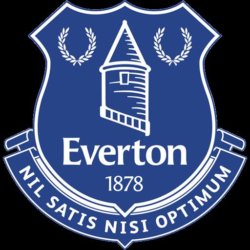 Dream League Soccer Everton logo 2018 - 2019