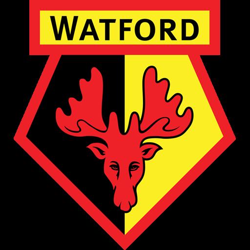 Dream League Soccer Watford logo 2018 - 2019
