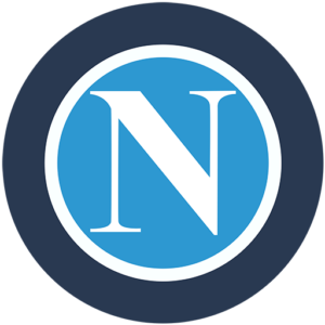 Dream League Soccer Napoli logo 2018 - 2019