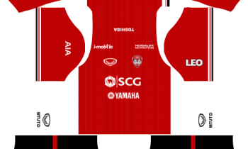 Dream League Soccer Muangthong United Kits and Logos 2019-2020 – [512X512]