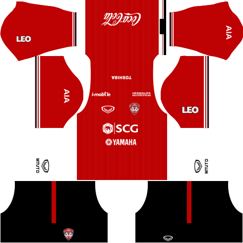 Muangthong United Kits (Home) 2018