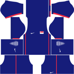 Singapore Away Kits DLS 2018