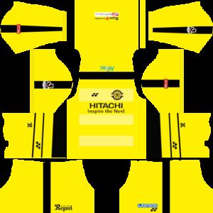 Kashiwa Reysol Home Kits DLS 2018