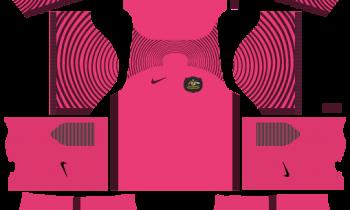 Australia Goalkeeper Away Kit DLS 2019