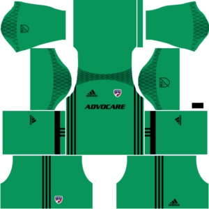 FC Dallas Goalkeeper Home Kits DLS 2018