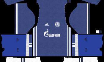 Schalke 04 Home Kits DLS 2018