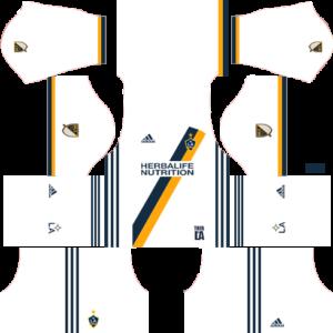 Dream League Soccer LA Galaxy Kits and Logos 2018, 2019 – [512X512]