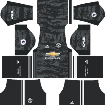 Manchester-United-Goalkeeper-Away-Kit-2019-2020-DLS-19-Kits-Dream-League-Soccer