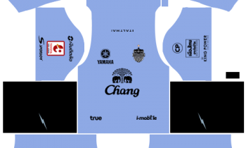Buriram United Kits Away Goalkeeper DLS 2019