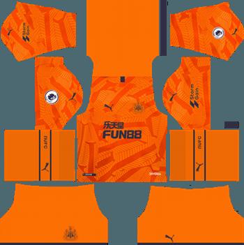 Newcastle-United-FC-Third-Kit-2019-20-DLS-19-Kits-Dream-League-Soccer