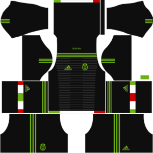DLS Mexico Kits Away