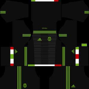 DLS Mexico Kits Away