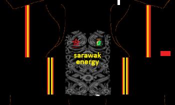 Sarawak Kits Away DLS 2019