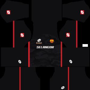 Selangor Kits Third DLS 2018