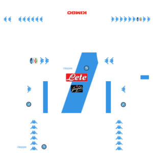 Napoli Away Kits DLS 2018