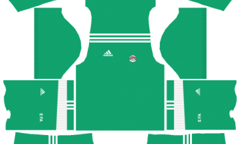 Egypt Adidas Goalkeeper Away Kits DLS 2019