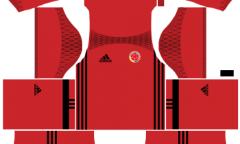 Colombia Goalkeeper Away Kits DLS 2019