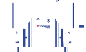 Chelsea Third Kits DLS 2019