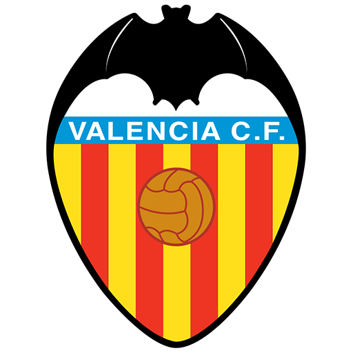 Dream League Soccer Valencia logo kit 2018 - 2019-2020