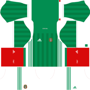 dls mexico home kit