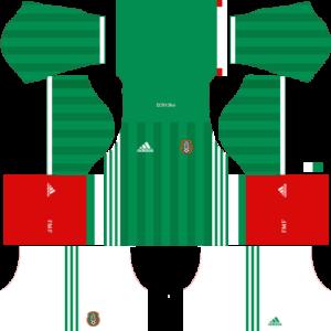 Dream League SoccerMexico Kits and Logos 2018, 2019 – [512X512]