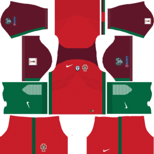 Portugal Home Kit DLS 2018