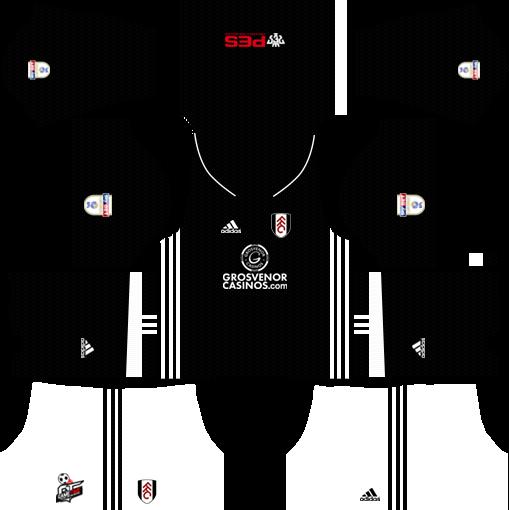 Fulham F.C. Away Kits DLS 2018