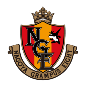 Nagoya Grampus Logo DLS 2018