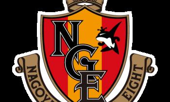 Nagoya Grampus Logo DLS 2019