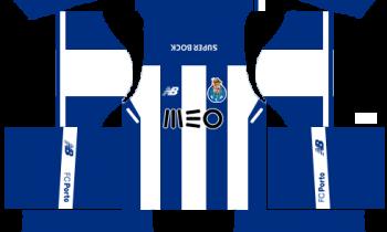 Dream League Soccer FC Porto Kits and Logos 2019-2020 – [512X512]