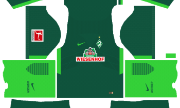 Dream League SoccerSV Werder Bremen Kits and Logos 2019-2020 – [512X512]