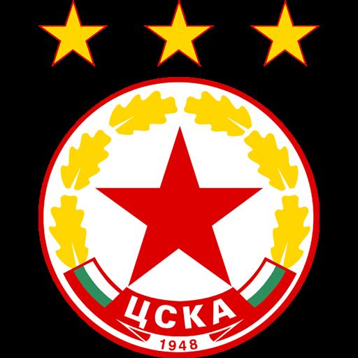 Dream League Soccer CSKA Sofia Kits and Logos 2018, 2019 – [512X512]